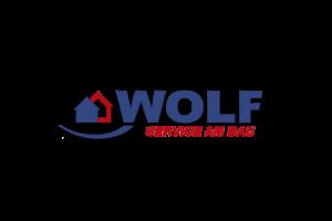 Wolf Service am Bau